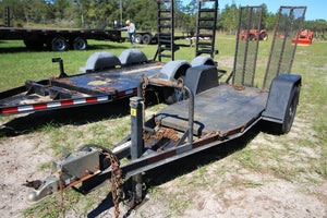 Utility Trailer Small 170 RENTAL ONLY
