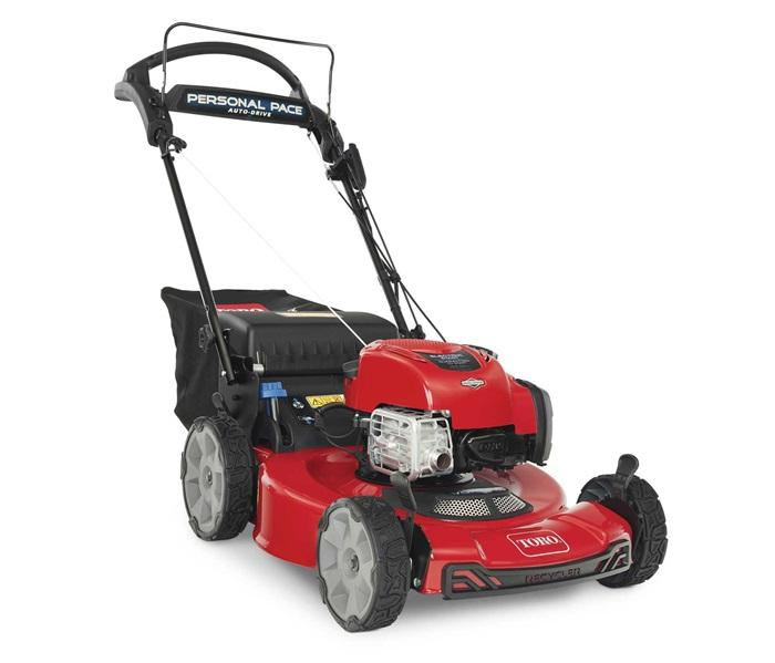 "Toro Recycler (22"") Personal Pace Auto-Drive™ Electric Start Mower"