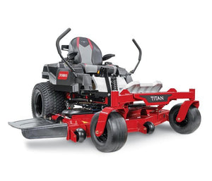 "Toro TITAN® MyRIDE (60"") 24.5HP Zero Turn Mower"
