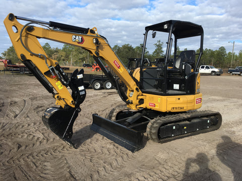 Caterpillar 303.5E2 Mini Excavator 7344 RENTAL ONLY