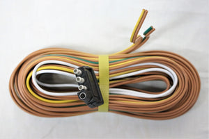 4-Way Trailer Wiring Harness - 25 Ft