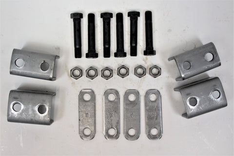 Single Axle Hanger Kit