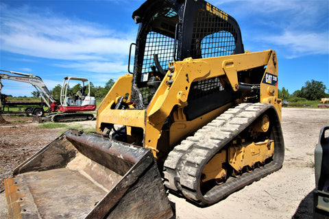 CAT 249D Track Skid Steer Loader RENTAL ONLY
