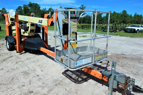 JLG T500J Tow-Pro® Boom Lift RENTAL ONLY
