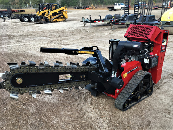 TRX-300 Walk-Behind Trencher RENTAL ONLY