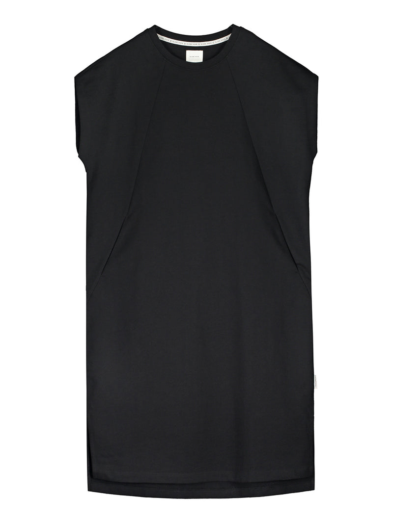 VUOKSI DRESS, BLACK