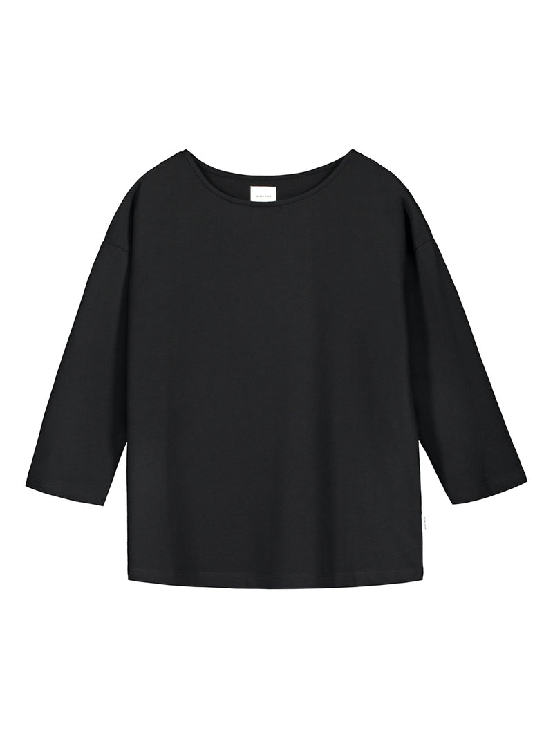 NUORITTA SHIRT, BLACK