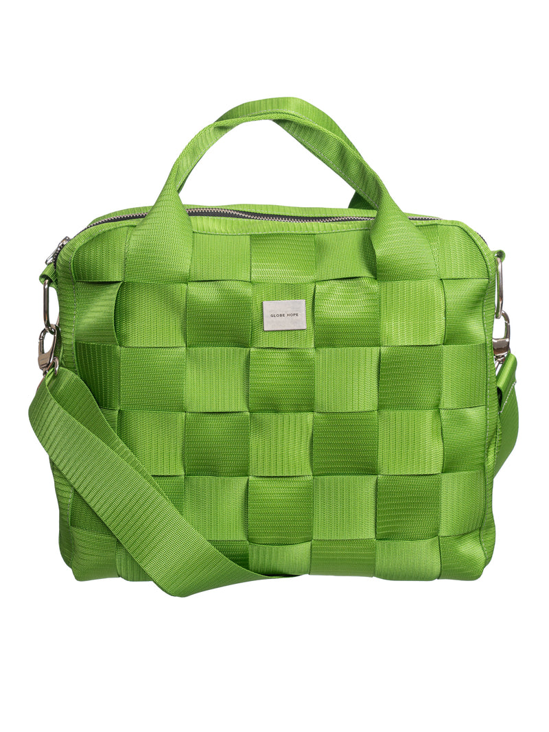 HALLA BAG, LIME