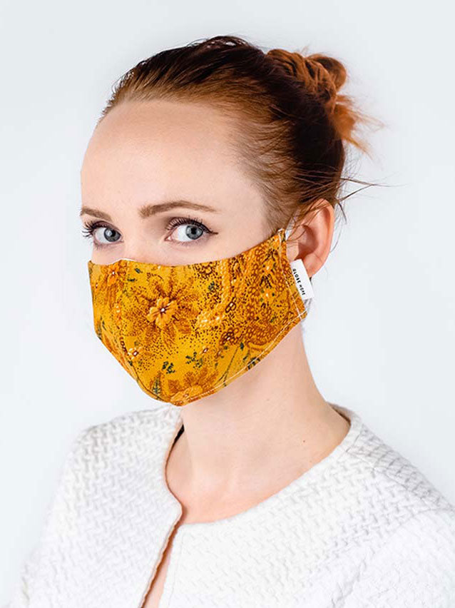 REUSABLE DESIGN FACE MASK 2.0 S/M