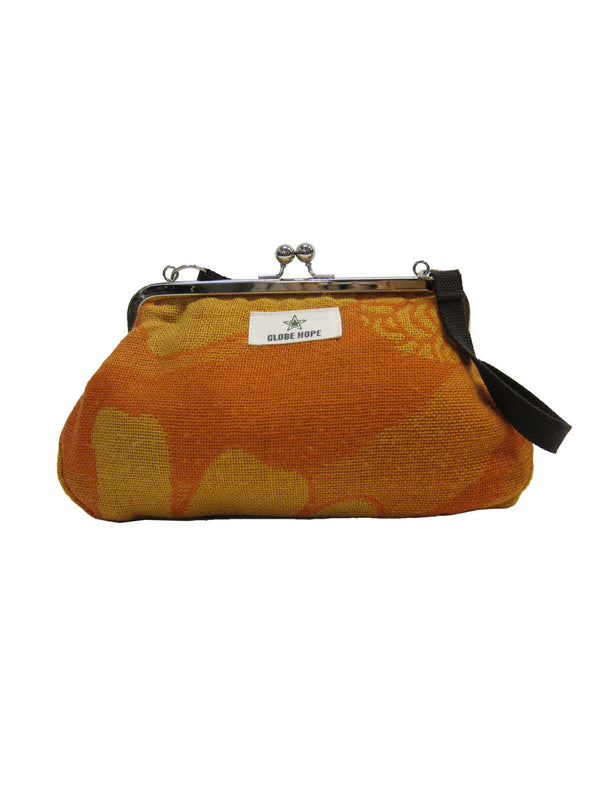 LISSU PURSE, ORANGE