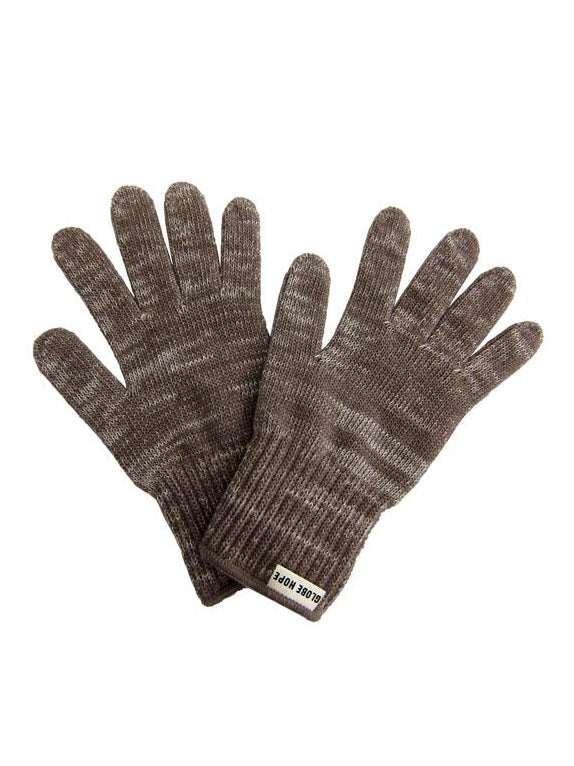 MOSSA PEATWOOL GLOVES