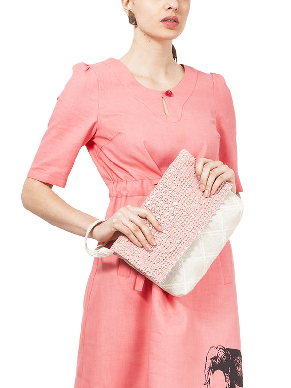 SALA PURSE, LIGHT PINK