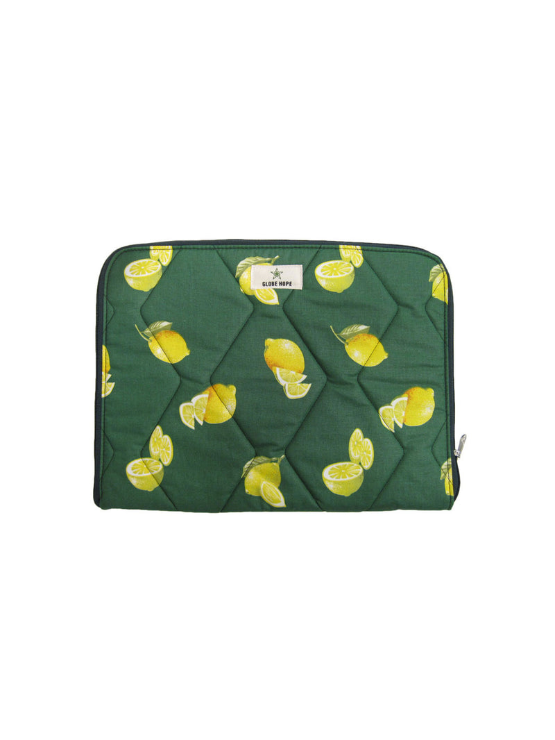 "KETO LAPTOP/TABLET COVER 10"", LEMON"