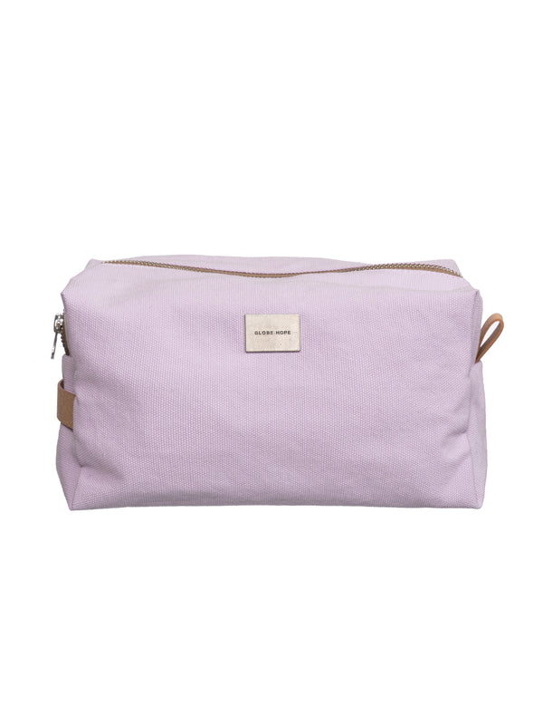 ROUTA MAXI TOILETRY BAG, LAVENDER