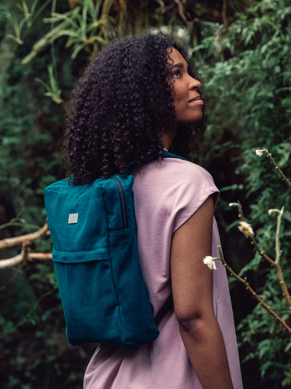 SUMU BACKPACK, FOREST GREEN