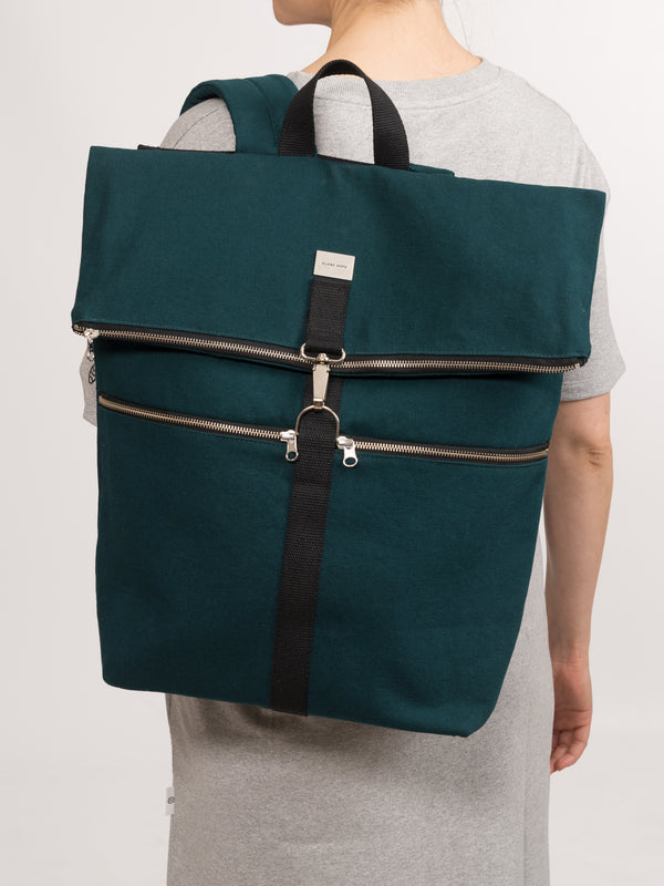 VIIMA BACKPACK, FOREST GREEN