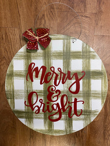 Rustic Merry and Bright