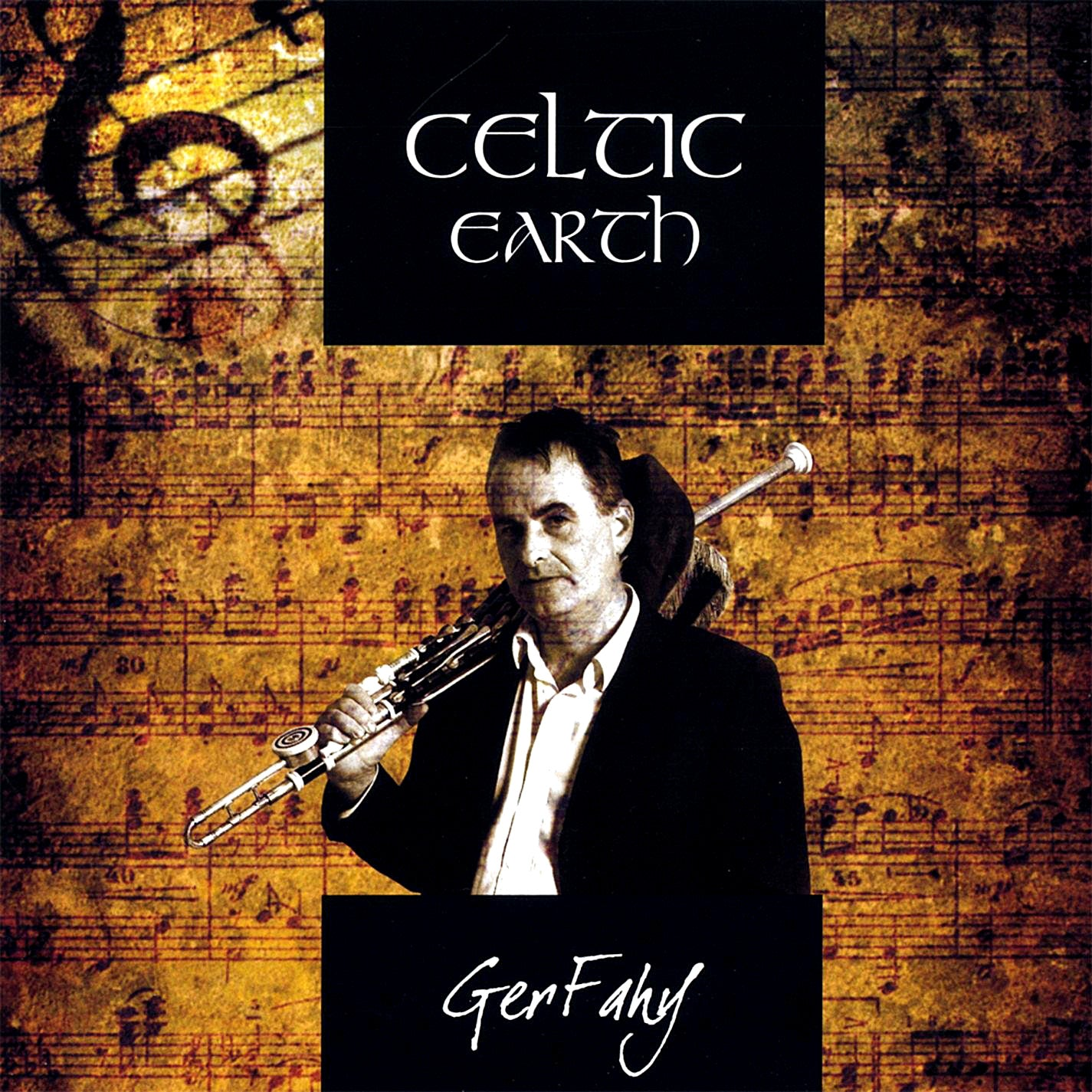Ger Fahy - Celtic Earth