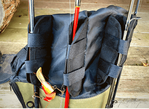 360 RodPRO Waterproof Fishing Rod Storage and Organizer Travel Bag