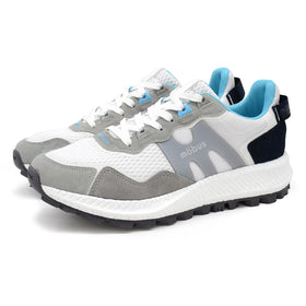 【mobus TRAINER】GREGOR-ICE GREY/WHITE