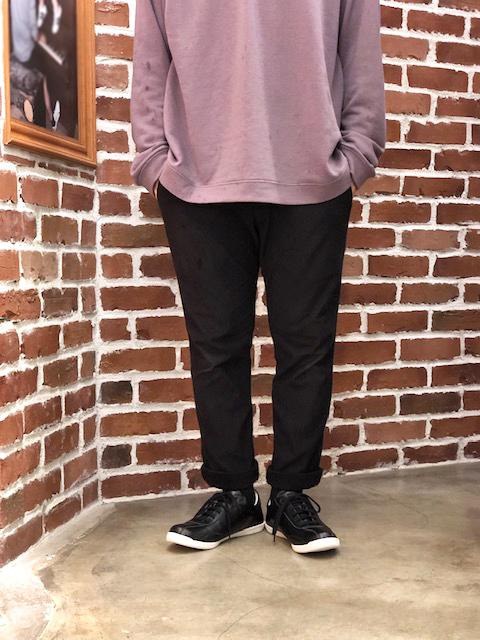 【mobus ORIGINAL】MUNSTER plus-BLACK