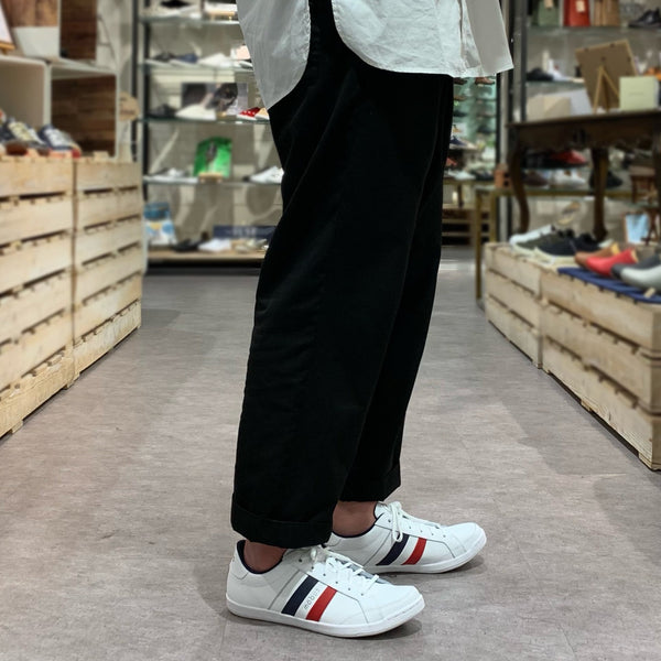 【mobus ORIGINAL】NEW HAREN-WHITE/FRANCE