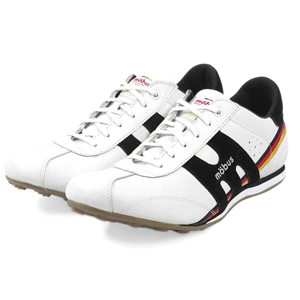 【mobus ORIGINAL】SPRINT-S.WHITE/BLACK