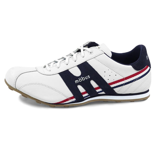 【mobus ORIGINAL】SPRINT-S.WHITE/NAVY