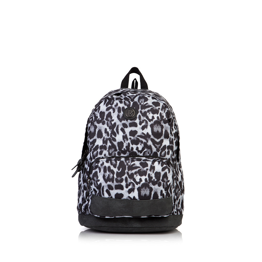 Mochila Pop 039 Leopard Black