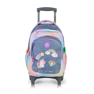 Mochila Shuttle 097 Denim Unicorn