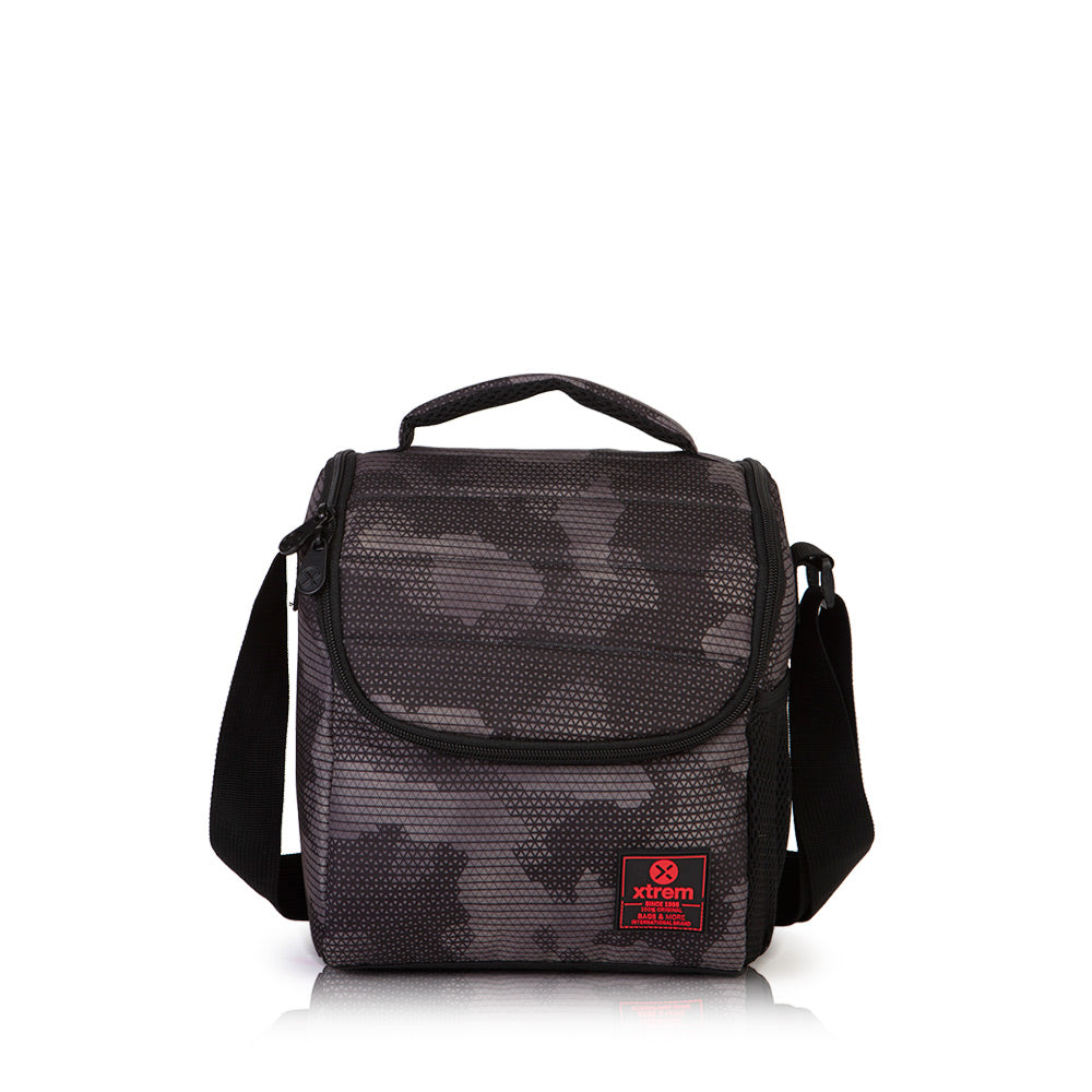 Lonchera Break 003 Hexagonal Camo