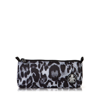 Estuche Crush 007 Leopard Black