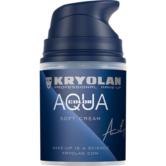 Kryolan Aqua Soft Cream Pump