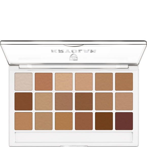Kryolan Body Illustration Makeup Kit Flesh