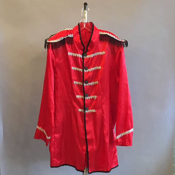 Red Sargent Pepper Band Jacket