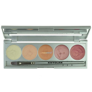 Kryolan Illusions 5 Color Palette-Emotion