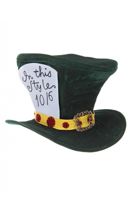 Green Madhatter Hat