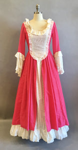 Pink Colonial Dress/Hamilton Costume