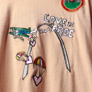 Love is Free Long Sleeve Tee