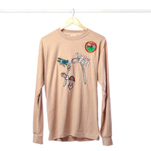 Load image into Gallery viewer, Love is Free Long Sleeve Tee