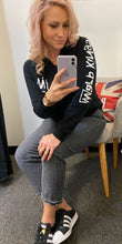Load image into Gallery viewer, Warp Kings Womens Sweatshirt