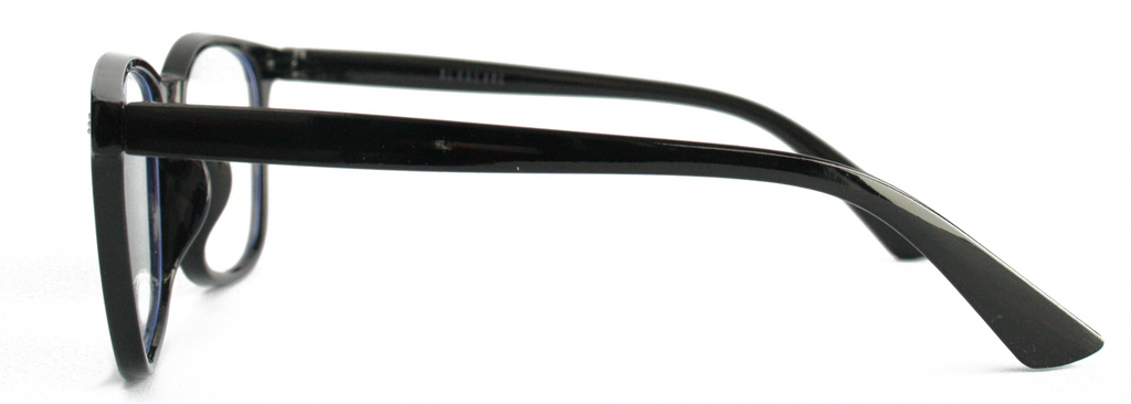 Classic black framed Blue light glasses