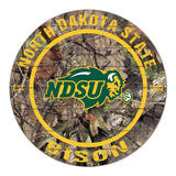 20x20 Camo Mossy Oak North Dakota State Bison