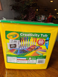 Crayola Creative Tub