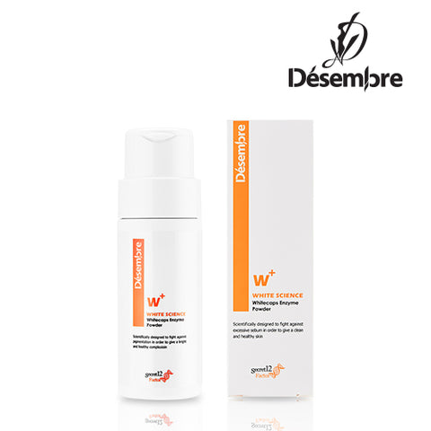 Desembre White Science Whitecaps Enzyme Powder