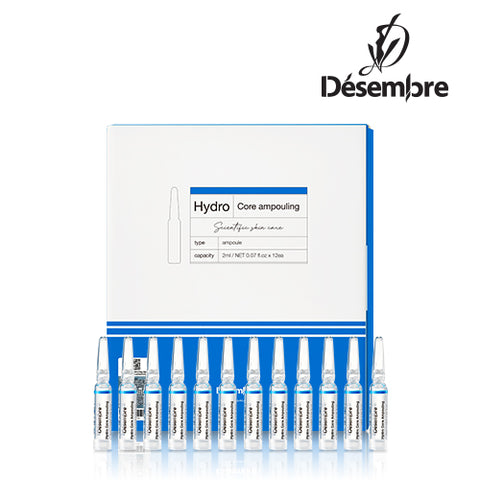 Desembre Hydro-Core Ampoule 2ml*12ea Water Drop
