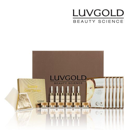 LUVGOLD Luxury Gold Therapy (6 Set)