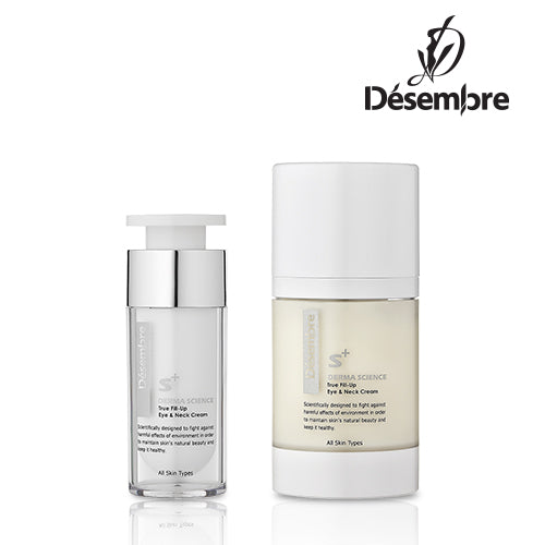 Desembre Derma Science True Fill-up Eye & Neck Cream
