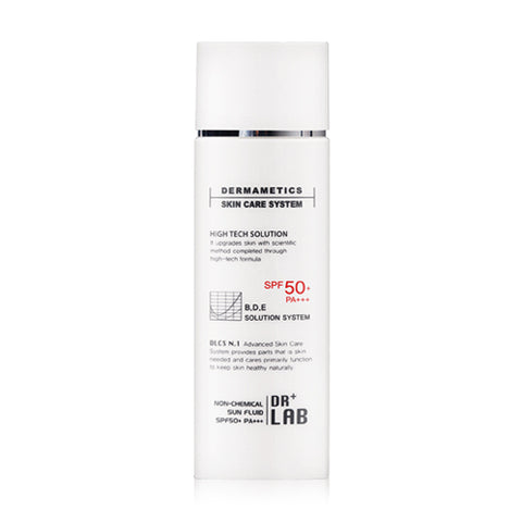 DR+LAB Non-Chemical Sun Fluid SPF50+ PA+++
