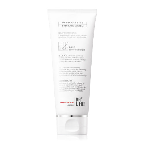 White Factor Cream 200ml